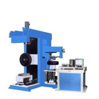 Buy cheap Automotive tire testing equipment Microcomputer operating testing machine from wholesalers