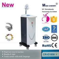 Wholesale Professional beauty ipl hair removal machine shr elight for sale CR-E1858 from china suppliers
