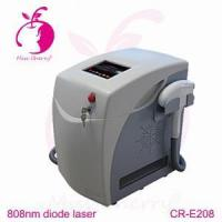 Wholesale Portable diode laser 808nm permanent hair removal machine CR-E208 from china suppliers