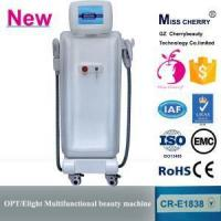 Wholesale salon use elight handles with 5filthers for skin rejuvenation and hair removal machine CR-E1838 from china suppliers