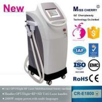 Wholesale elight ipl multi-functional machine for laser hair removal and skin rejuvenation CR-E1800 from china suppliers