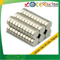 Wholesale Sintered NdFeB Magnets N35 Small Neodymium Magnet from china suppliers