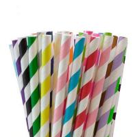 Wholesale biodegradable paper drinking straw from china suppliers