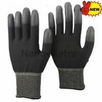 NMSAFETY 13 ga pu coated working gloves importers in usa for sale