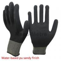 Water-based PU Glove for sale