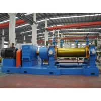 Wholesale Mixing mill Rubber sheeting machine from china suppliers