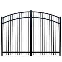 Aluminum Side Arch Gates for Houses