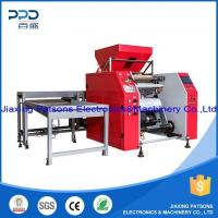 China Stretch film rewinding machinery on sale