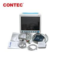 China 12.1 Inch Color TFT LCD ICU CCU Patient Monitor for sale