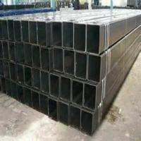 Wholesale Q215 pile black 4 inch carbon square steel pipe from china suppliers