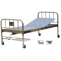 Wholesale Hospital Bed Series ZC-S-010 All S.S double-folding bed from china suppliers