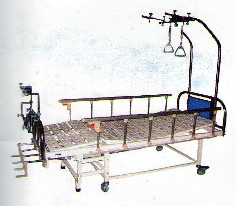 Quality Hospital Bed Series ZC-S-019 All spray function traction bed for sale