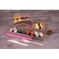 Buy cheap Sushi paper box from wholesalers