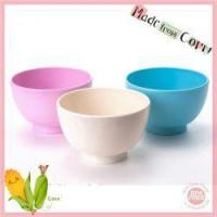 Buy cheap 100% Health Children Bowl Made from Corn Starch from wholesalers