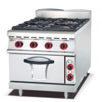 Buy cheap Gas Range with 4 Burner withandelectric Oven 900 from wholesalers