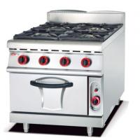 Buy cheap Gas Range with 4 Burner with and Gas Oven 900 from wholesalers