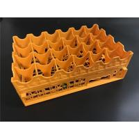 Buy cheap Plastic Glass Rack 24 compartment PPRK24 from wholesalers