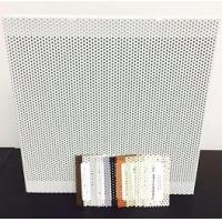 Wholesale Interior Room Acoustics Wall - High Abuse - KNP Perforated Panels from china suppliers