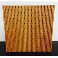Wholesale Interior Room Acoustics Wall Treatments - Alto Wood Planks from china suppliers
