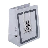 Buy cheap Customize Paper Gift Bags With Handles from wholesalers