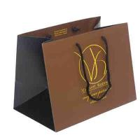 Buy cheap Customize Brown Gift Bags from wholesalers