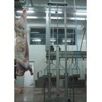 Wholesale Pig slaughtering equipment Double column pneumatic hoist from china suppliers