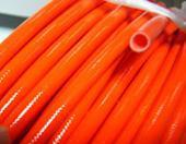 fire sleeve silicone fiberglass sleeving No.2753