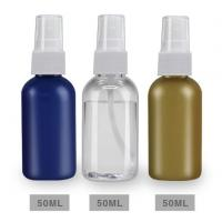 China Clear Plastic Spray Mist Bottles Pipette Atomiser Essential Oil Cosmetic Perfume For Travel on sale