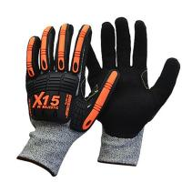 Impact and Cut Resistant Protective Gloves for sale