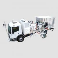 Wholesale TT-Q90-CK3000 Cold Paint Air Spraying Marking Truck from china suppliers