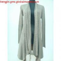 Buy cheap Laddies fashion open front long cardigan from wholesalers