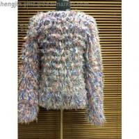 Buy cheap lady fashion fluffy cardigan from wholesalers
