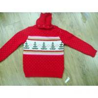 Buy cheap Girls Turtle Neck Pullover from wholesalers