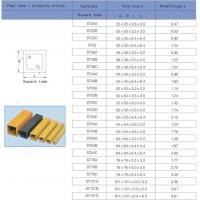 FRP pultruded profiles Square tube