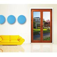 Wholesale D90 Aluminum-clad Wood Inward-opening Door from china suppliers