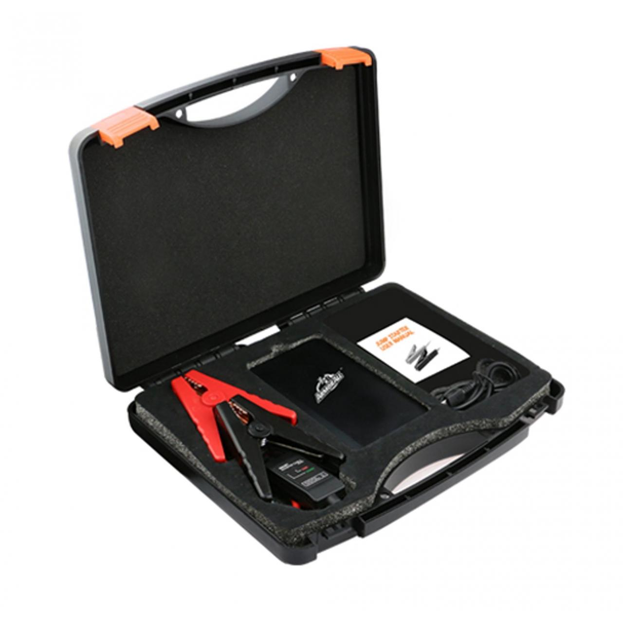 Car Organizers: 3-In-1 Emergency Jump Starter Not