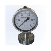 Wholesale Pressure instrument YTP diaphragm pressure gauge from china suppliers