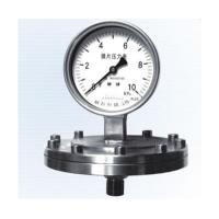 Wholesale Pressure instrument YP diaphragm pressure gauge from china suppliers