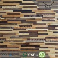 China 3D Wood Wall Panels 3D Modern Wood Wall Paneling on sale
