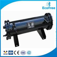 China Shell and Tube Type Evaporators on sale