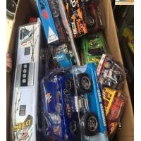 Wholesale Used toys for kids Used hard toys with mixed baby items Car Truck Doll