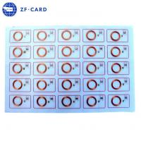 Wholesale ISO 18000 long range read & write UHF6C rfid dry inlay from china suppliers