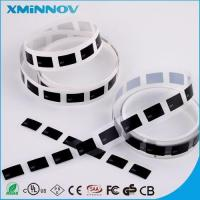 Wholesale Tiny HF black printing tag sticker from china suppliers