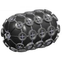 Buy cheap Pneumatic Rubber Fender with Chain and Tires Net from wholesalers