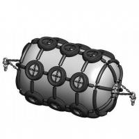 Buy cheap Pneumatic Rubber Fender with Chain and Swivel from wholesalers