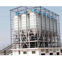 Buy cheap Silo top-mounted type enclosed environmental concrete mixing station from wholesalers