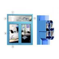 Buy cheap 55 series of energy-saving insulation within the flat door structure (wear) (ND-55-02-02-02-01) from wholesalers