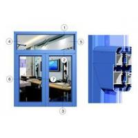 Buy cheap 55 series of insulated energy-saving external open door structure (wear) (ND-55-01-02-02-01) from wholesalers