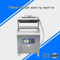 Buy cheap Semi-automatic box-type air-controlled vacuum packaging machine from wholesalers
