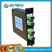 China 1 Or 2 Channel Optical Add Drop Multiplexer OADM on sale